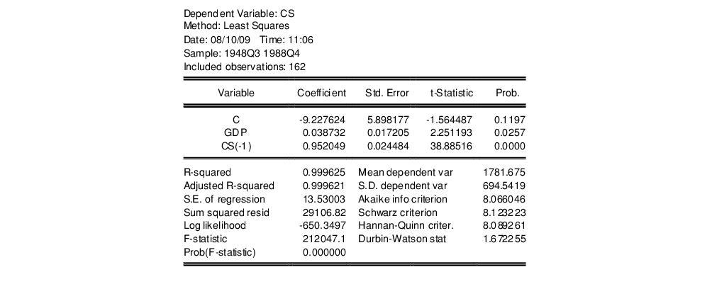 Eviews Help Testing For Serial Correlation